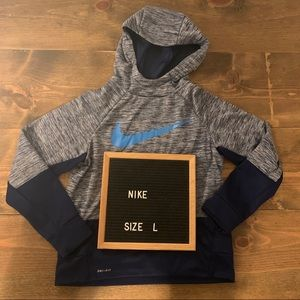 Nike Dri Fit Boys Sweatshirt
